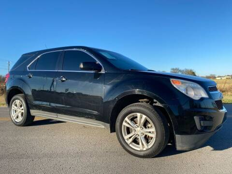 2012 Chevrolet Equinox for sale at ILUVCHEAPCARS.COM in Tulsa OK