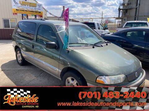 2002 Mercury Villager for sale at Lakeside Auto & Sports in Garrison ND