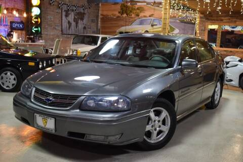 2004 Chevrolet Impala for sale at Chicago Cars US in Summit IL