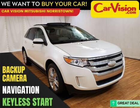 2013 Ford Edge for sale at Car Vision Mitsubishi Norristown in Trooper PA