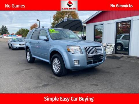 2008 Mercury Mariner for sale at Cars To Go in Portland OR