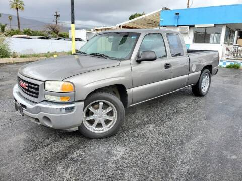 2007 GMC Sierra 1500 for sale at Universal Motors in Glendora CA