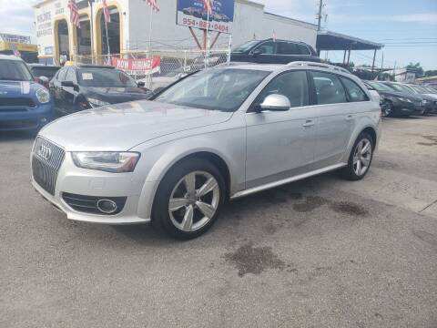 2013 Audi Allroad for sale at INTERNATIONAL AUTO BROKERS INC in Hollywood FL