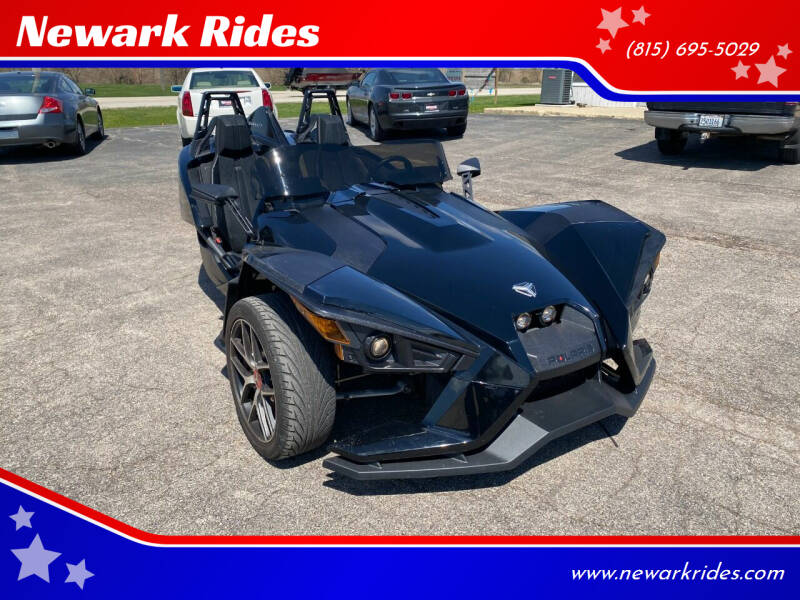 2016 Polaris Slingshot for sale at Newark Rides in Newark IL