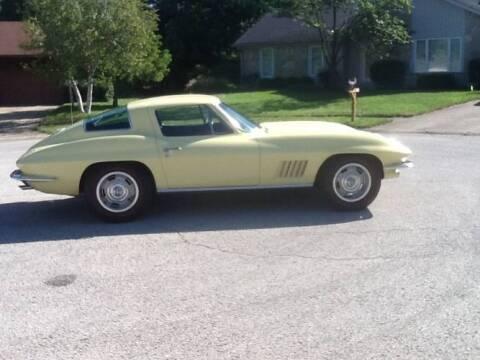 1967 Chevrolet Corvette for sale at Classic Car Deals in Cadillac MI