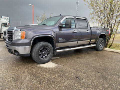 2010 GMC Sierra 2500HD for sale at Truck Buyers in Magrath AB