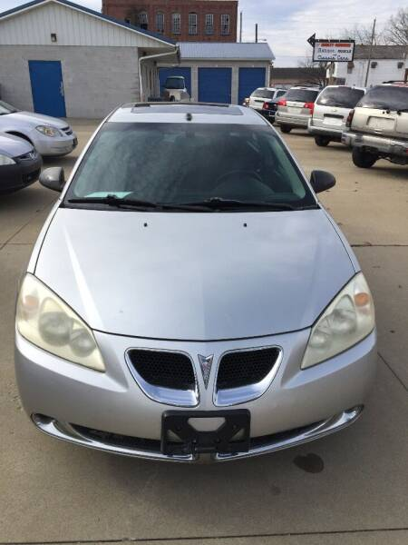 2008 Pontiac G6 for sale at New Rides in Portsmouth OH