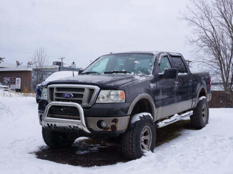 2006 Ford F-150 for sale at FOWLERVILLE FORD in Fowlerville MI