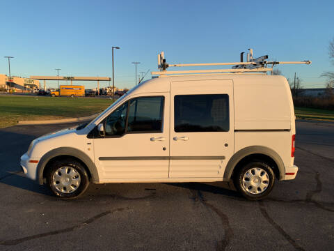 2012 Ford Transit Connect for sale at V Automotive in Harrison AR