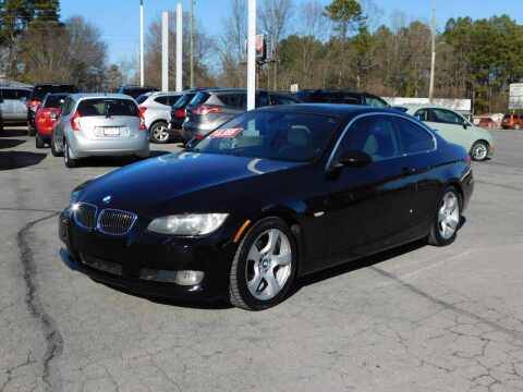 2007 BMW 3 Series for sale at Paniagua Auto Mall in Dalton GA