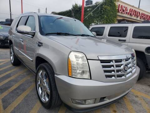 2007 Cadillac Escalade for sale at USA Auto Brokers in Houston TX