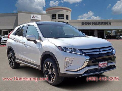 2020 Mitsubishi Eclipse Cross for sale at Don Herring Mitsubishi in Plano TX