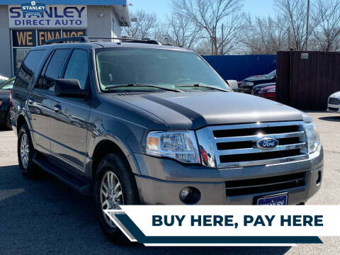 2013 Ford Expedition for sale at Stanley Direct Auto in Mesquite TX
