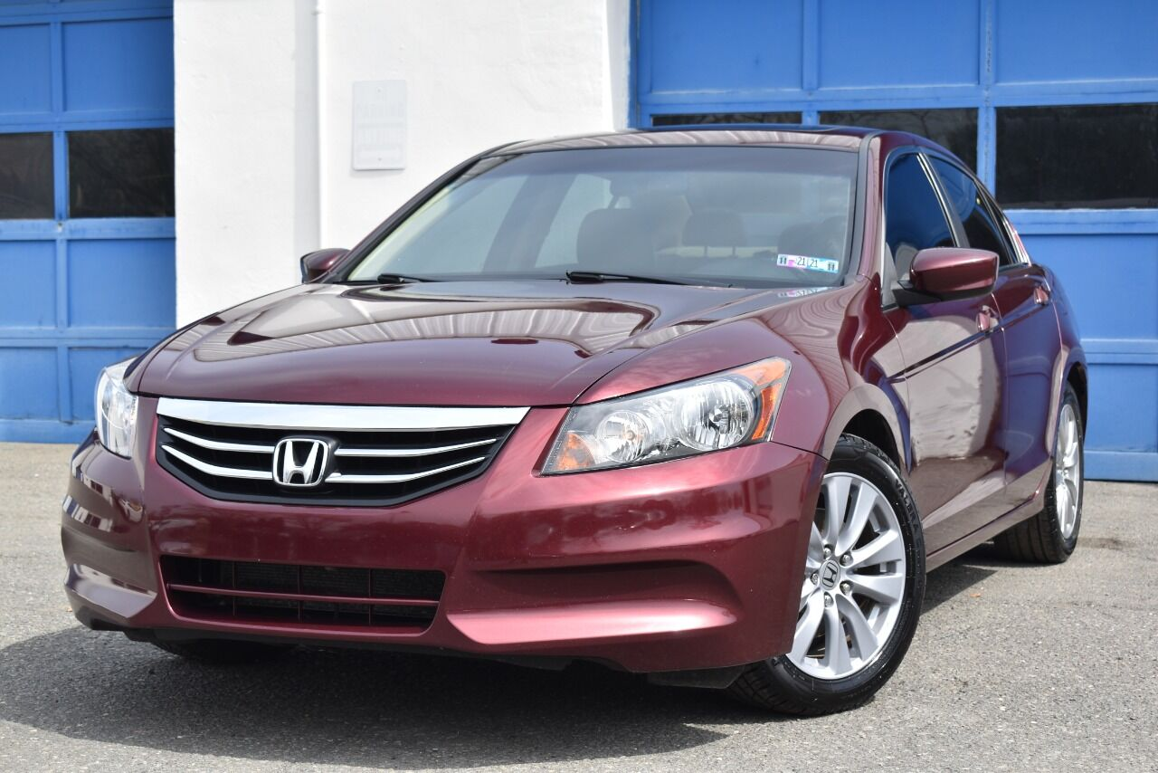 2011 Honda Accord EX L 4dr Sedan full