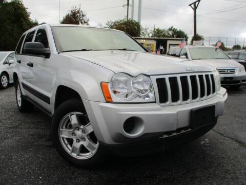 2006 Jeep Grand Cherokee for sale at Unlimited Auto Sales Inc. in Mount Sinai NY