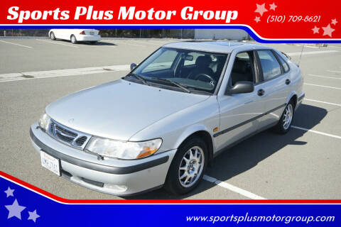 2000 Saab 9-3 for sale at Sports Plus Motor Group LLC in Sunnyvale CA