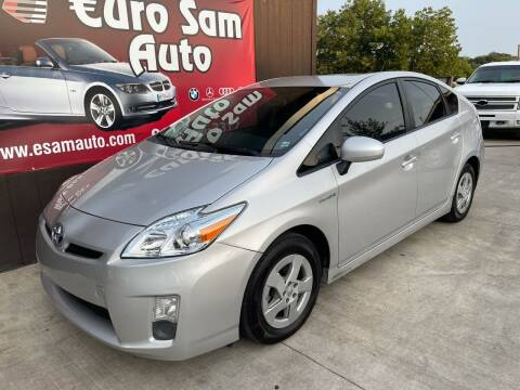 2010 Toyota Prius for sale at Euro Auto in Overland Park KS