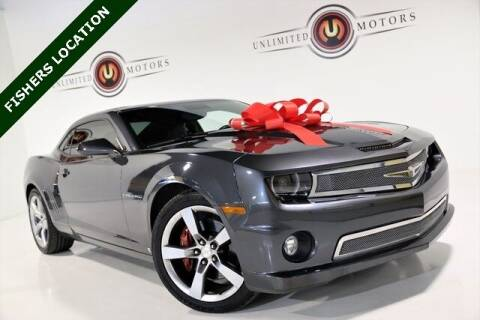 2010 Chevrolet Camaro for sale at Unlimited Motors in Fishers IN