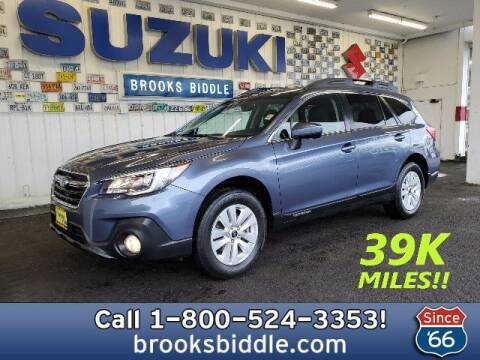 2018 Subaru Outback for sale at BROOKS BIDDLE AUTOMOTIVE in Bothell WA