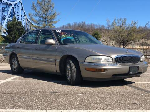 2003 Buick Park Avenue for sale at Greenup Avenue Auto Sales LLC in Ashland KY