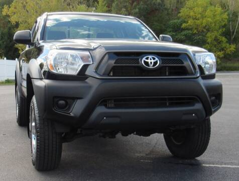 2012 Toyota Tacoma for sale at Car Culture in Warren OH
