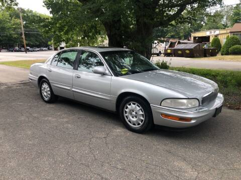 2000 Buick Park Avenue for sale at Car-Nation Enterprises Inc in Ashland MA