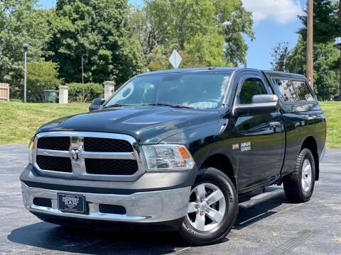 2015 RAM Ram Pickup 1500 for sale at Sebar Inc. in Greensboro NC