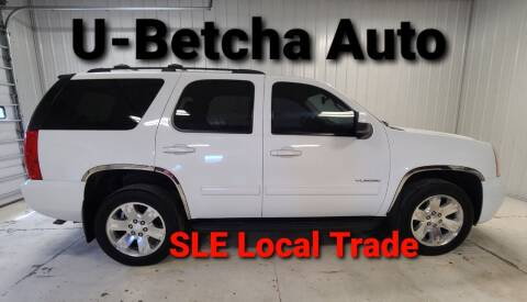 2011 GMC Yukon for sale at Ubetcha Auto in St. Paul NE