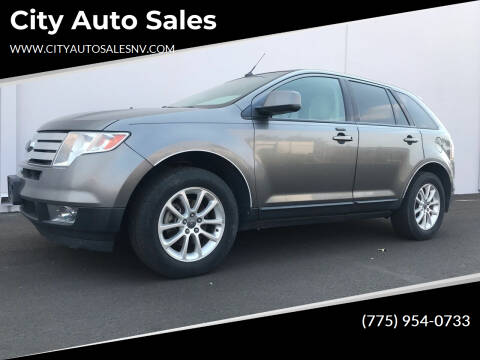 2009 Ford Edge for sale at City Auto Sales in Sparks NV