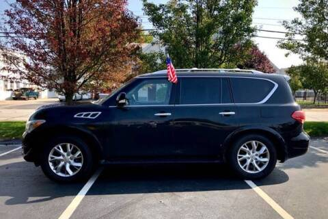 2013 Infiniti QX56 for sale at Ataboys Auto Sales in Manchester NH