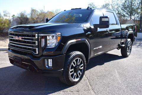 2020 GMC Sierra 3500HD for sale at AMERICAN LEASING & SALES in Tempe AZ