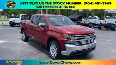 2020 Chevrolet Silverado 1500 for sale at Duval Chevrolet in Starke FL