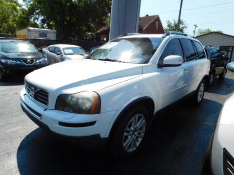 2011 Volvo XC90 for sale at WOOD MOTOR COMPANY in Madison TN