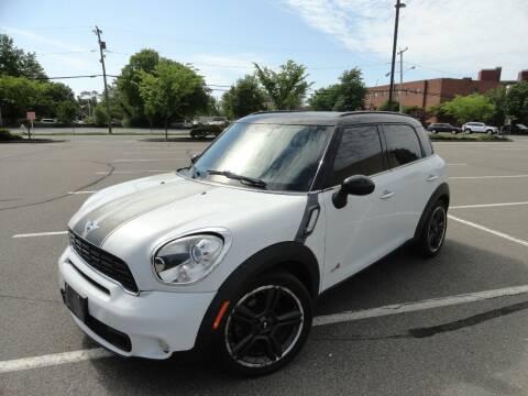 2012 MINI Cooper Countryman for sale at TJ Auto Sales LLC in Fredericksburg VA
