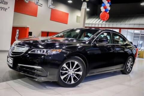 2015 Acura TLX for sale at Quality Auto Center in Springfield NJ