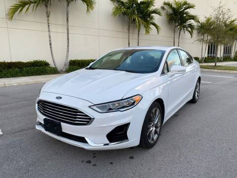 2020 Ford Fusion for sale at Keen Auto Mall in Pompano Beach FL