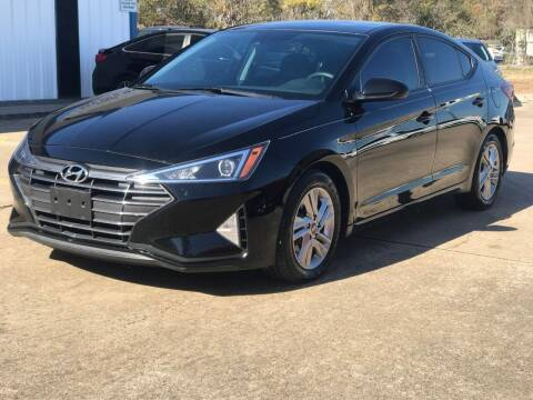 2019 Hyundai Elantra for sale at Discount Auto Company in Houston TX