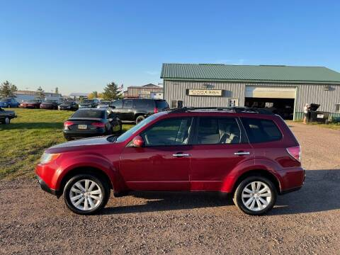 2011 Subaru Forester for sale at Car Guys Autos in Tea SD
