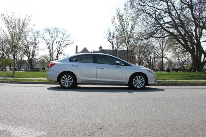 2012 Honda Civic for sale at Lexington Auto Club in Clifton NJ