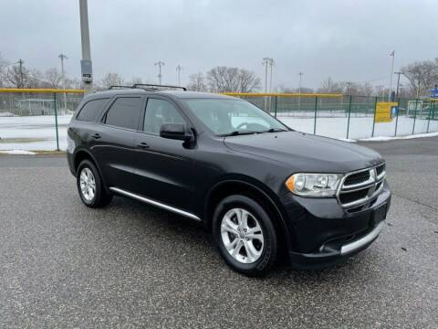 2013 Dodge Durango for sale at Cars With Deals in Lyndhurst NJ
