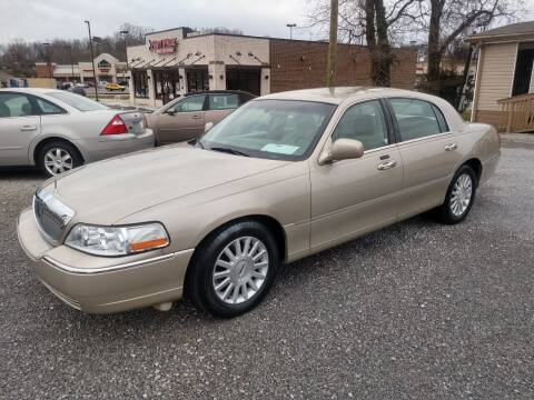 2004 Lincoln Town Car for sale at Wholesale Auto Inc in Athens TN