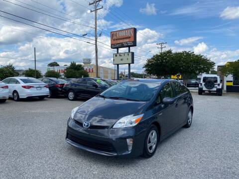 2014 Toyota Prius for sale at Autohaus of Greensboro in Greensboro NC