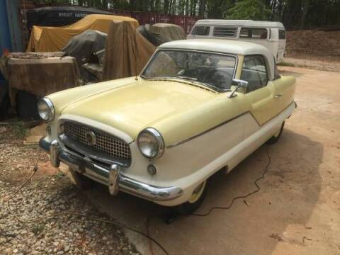1957 Nash Metropoiltan for sale at Classic Car Deals in Cadillac MI