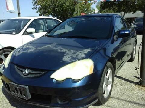 2003 Acura RSX for sale at John 3:16 Motors in San Antonio TX