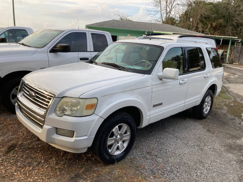 2006 Ford Explorer for sale at Harbor Oaks Auto Sales in Port Orange FL