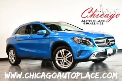 2015 Mercedes-Benz GLA for sale at Chicago Auto Place in Bensenville IL