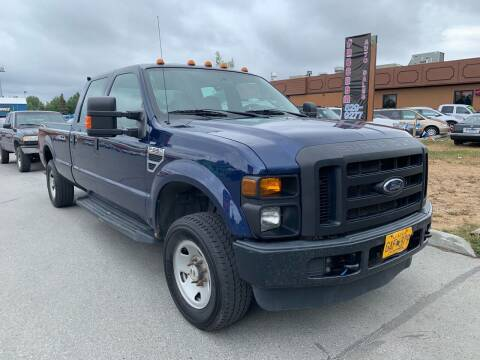 2008 Ford F-250 Super Duty for sale at Freedom Auto Sales in Anchorage AK