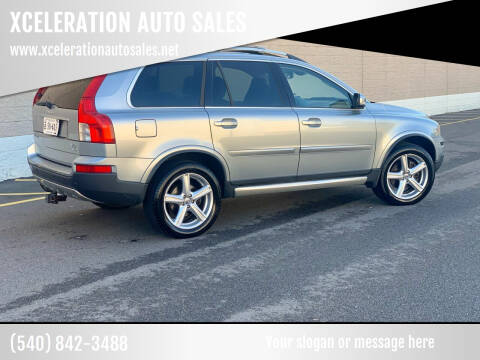 2007 Volvo XC90 for sale at XCELERATION AUTO SALES in Chester VA