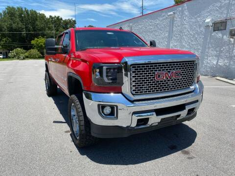2015 GMC Sierra 2500HD for sale at LUXURY AUTO MALL in Tampa FL