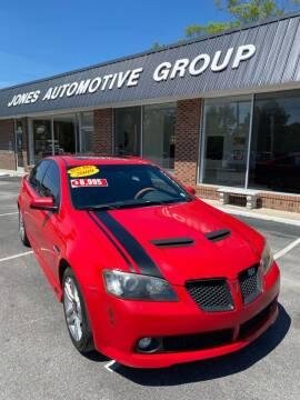 2009 Pontiac G8 for sale at Jones Automotive Group in Jacksonville NC